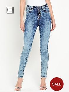 south-high-waisted-acid-wash-skinny-jeans