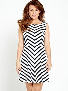 coleen-nautical-stripe-dress