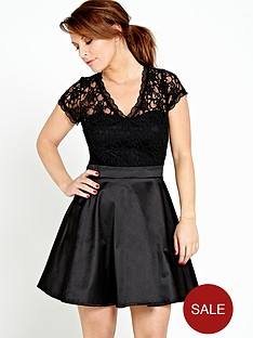 coleen-lace-v-neck-dress