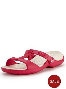 crocs-cleo-iii-flat-sandals