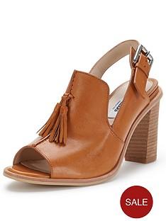 clarks-oriana-billy-tassle-peep-toe-heeled-shoes