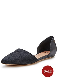 ugg-australia-lea-leather-pointed-flat-shoes