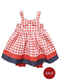 ladybird-girls-gingham-dress-and-bloomer