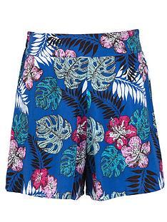 freespirit-girls-hawaiian-printed-culottes
