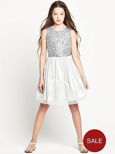 freespirit-girls-belted-sparkle-dress