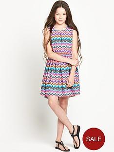 freespirit-girls-tribal-dress-with-waistbelt