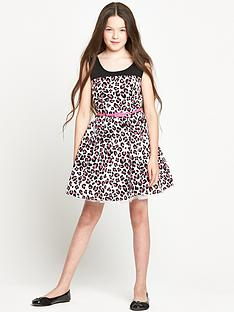 freespirit-girls-leopard-dress-with-belt