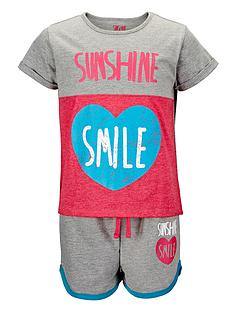 freespirit-girls-everyday-essentials-heart-print-shorts-and-t-shirt-set