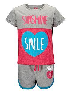 freespirit-girls-everyday-essentials-heart-print-shorts-and-t-shirt-set