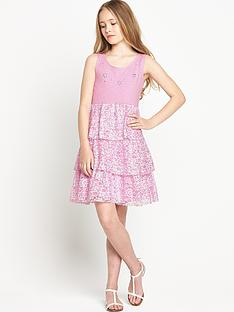 freespirit-girls-glitter-lace-tiered-dress