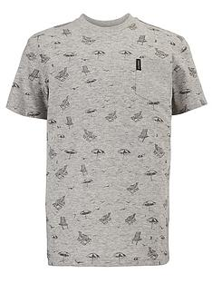 ben-sherman-deckchair-print-t-shirt