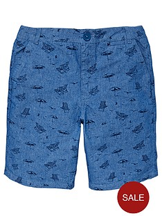 ben-sherman-deckchair-chambray-shorts