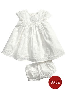 mamas-papas-premium-broderie-dress-and-knickers
