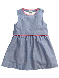 mamas-papas-chambray-dress