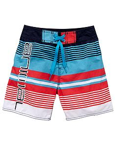 animal-stripe-board-shorts