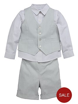 ladybird-boys-shirt-trousers-and-waistcoat-set-3-piece