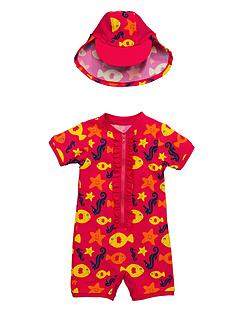 ladybird-girls-big-fish-sunsafe-and-hat