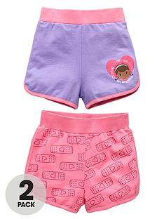 doc-mcstuffins-girls-mix-and-match-shorts-2-pack
