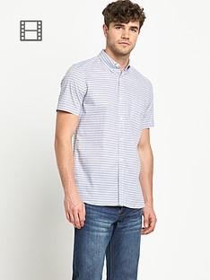 french-connection-mens-horizontal-stripe-short-sleeve-shirt