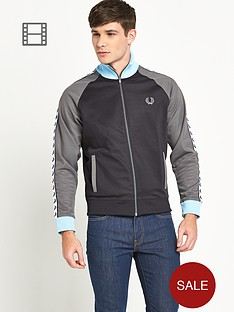 fred-perry-mens-navy-laurel-taped-track-jacket