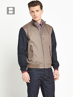 ben-sherman-mens-tipped-harrington-jacket