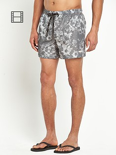 calvin-klein-mens-floral-print-swim-shorts