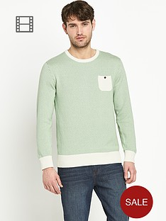 goodsouls-mens-long-sleeve-all-over-jacquard-crew-neck-top