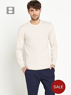 goodsouls-mens-cable-front-crew-jumper