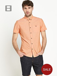 goodsouls-mens-short-sleeve-oxford-shirt