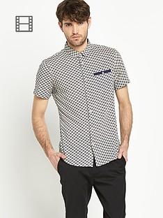 goodsouls-mens-short-sleeve-tile-print-shirt