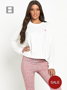 yas-sport-mania-crop-sweat-top