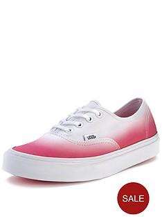 vans-authentic-trainers-pinkwhite