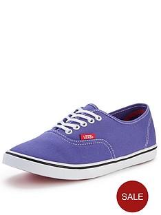 vans-authentic-lo-pro-trainers-purple