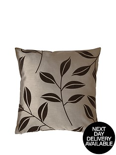 bay-leaf-flock-cushion-covers-pair