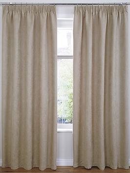 faux-suede-thermal-blackout-pencil-pleat-curtains