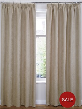 faux-suede-thermal-blackout-pencil-pleat-curtains