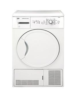 beko-dcu7230w-7kg-load-sensor-condenser-dryer-white