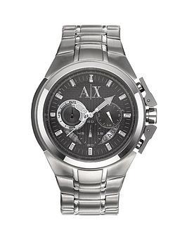 armani-exchange-stainless-steel-chronograph-bracelet-mens-watch