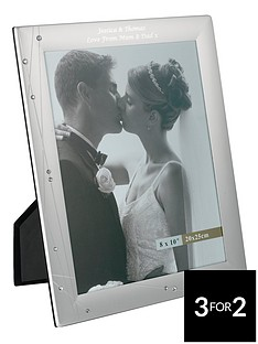 personalised-diamante-swirl-photo-frame
