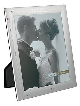 personalised-diamante-swirl-photo-frame