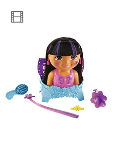 dora-the-explorer-splash-n-surprise-fairy-dora-doll