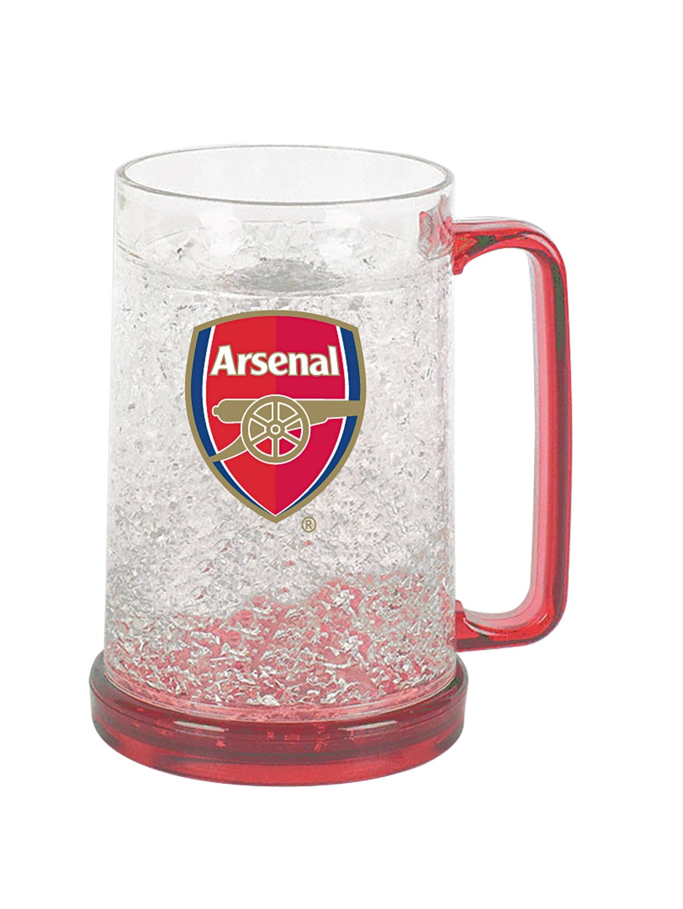 Arsenal FC Freezer Tankard