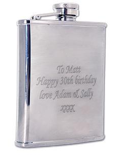 personalised-hip-flask