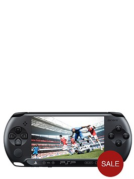 psp-e1000-portable-console-black-with-free-littlebigplanet