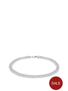 love-gem-sterling-silver-two-row-cubic-zirconia-bracelet