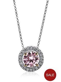 carat-london-sterling-silver-fancy-pink-classic-border-set-pendant