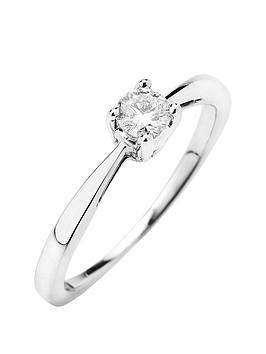 love-diamond-9-carat-gold-25-point-diamond-solitaire-ring