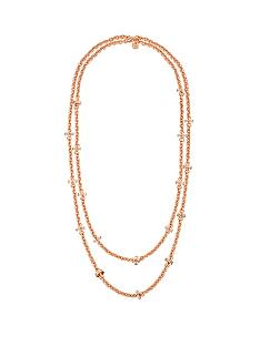 lola-and-grace-rose-gold-plated-roundelle-double-wrap-necklace-made-with-swarovski-elements