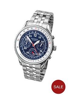 sekonda-chronograph-blue-dial-stainless-steel-bracelet-mens-watch