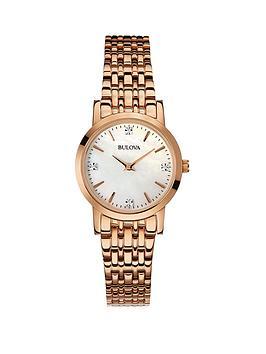 bulova-diamond-dial-rose-gold-tone-stainless-steel-bracelet-ladies-watch